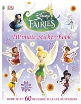 DK Publishing Ultimate Sticker Book: Disney Fairies