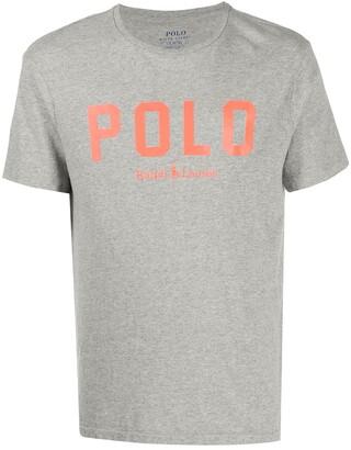 Polo Ralph Lauren logo-print cotton T-shirt