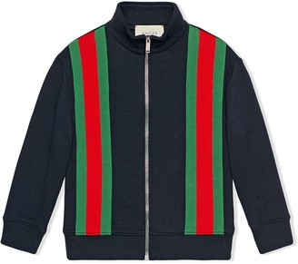 Gucci Kids Children's sweatshirt with Web