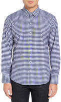 Zachary Prell Caruso Trim Fit Check Sport Shirt