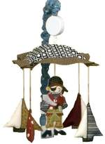 Cotton Tale Designs Pirates Cove Musical Mobile, 1-Pack