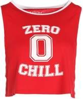 MinkPink CHILL Vest red