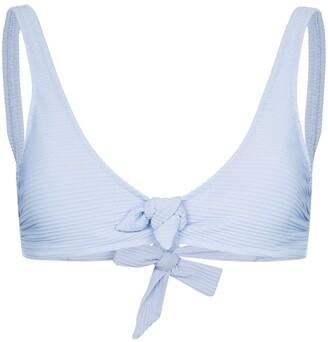 Heidi Klein Bora Bora triangle bikini top
