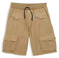 7 For All Mankind Little Boy's & Boy's Washed Cargo Shorts