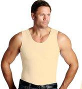 Insta Slim Mens Compression Muscle tank T-shirt