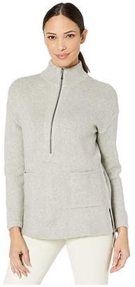 Nic+Zoe Zip Line Sweater