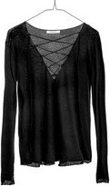 Ragdoll LA <div style=&quot;position:relative;&quot;>RIB LONG SLEEVE LACE-UP Faded Black<div name=&quot;secomapp-fg-image-5504507845&quot; style=&quot;display: none;&quot;> <img src=&quot;//cdn.shopify.com/s/files/1/0181/7623/t/29/assets/icon-freegift.png?1721892099718129197&quot; alt=&quot;Free Gift&quot; class=&quot;sca-fg-img-label&quot; />