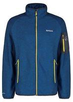 Regatta Mens Farway Hybrid Jacket Sleeve Pocket High Neck Full Zip Top Coat