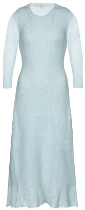 Dorothee Schumacher Airy Attitude mohair-blend midi dress