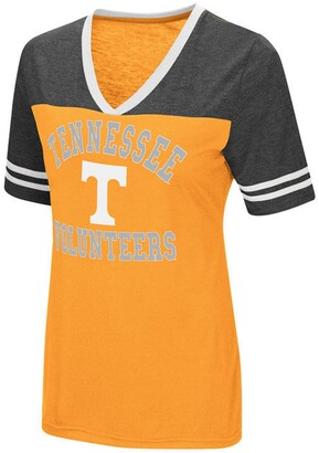 Colosseum Women's Tennessee Volunteers Whole Package T-Shirt