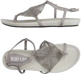 Bibi Lou Toe strap sandals