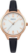 Oasis Simple Strap Watch