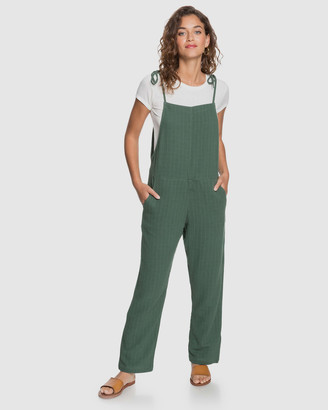Roxy Womens One Day Without Strappy Jumpsuit