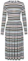 Stine Goya Joel Dress in Stripes Multi