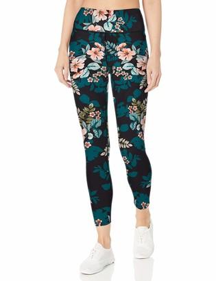 Calvin Klein Women's Misses Print High Waist 7/8 Legging
