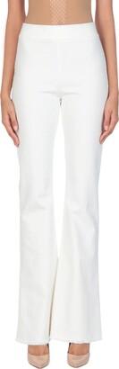 Avenue Montaigne Denim pants - Item 13246093DX