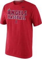 Nike Men's Los Angeles Angels of Anaheim Practice T-Shirt