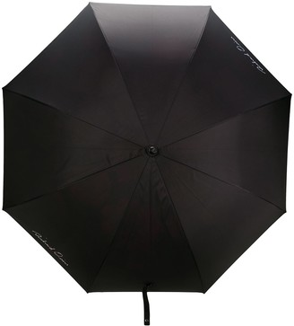 Richard Quinn Signature Logo Print Umbrella