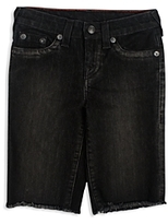 True Religion Boys' Geno Denim Shorts - Big Kid
