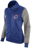 Nike Women's Chicago Cubs Track Jacket