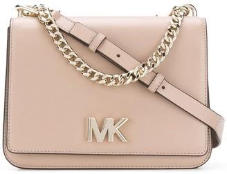 MICHAEL Michael Kors Logo Flap Shoulder Bag
