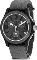 Victorinox Original 241532 Men's Grey Nylon and Stainless Steel Chronograph Watch