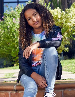 Santa Cruz Other Dot Girls Windbreaker Jacket