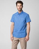 Le Château Cotton Voile Tailored Fit Shirt