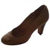 Max Mara hig heel with plateau