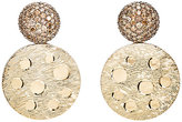 VRAM Women's Tau Disco Double-Drop Earrings