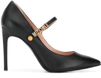 Moschino Mary Jane pumps