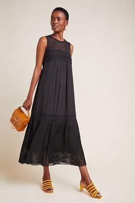 Patricia Mixed-Media Dress