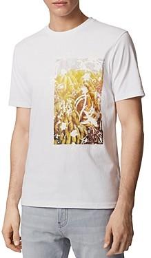 BOSS Cotton Banana Graphic Tee