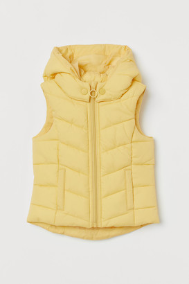 H&M Padded Vest with Hood