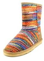Lamo Juarez Women Round Toe Canvas Multi Color Winter Boot.