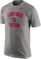 Nike Men's St. Louis Cardinals Local Phrase T-Shirt