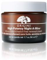 Origins High-Potency Night-A-Mins(TM) Mineral-Enriched Oil-Free Renewal Cream