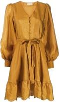 Stine Goya Farrow belted dress