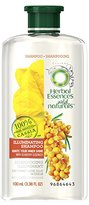 Herbal Essences Wild Naturals Illuminating Shampoo, 3.38 FL OZ
