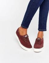 Keds 70S Suede Platform Sneakers