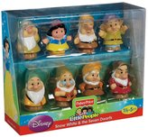 Fisher-Price Little People Snow White & the 7 Dwarfs