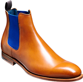 Barker Hopper Leather Chelsea Boots, Cedar