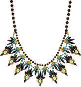 Elizabeth Cole Valentina Nightfall Crystals Necklace