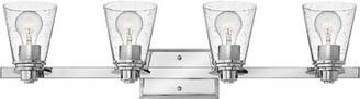 Avon Hinkley Lighting 4-Light Vanity Light Hinkley Lighting