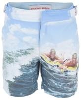 Orlebar Brown Board Print Russel Swimshorts