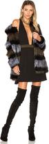 Ale By Alessandra x REVOLVE Antonella Faux Fur Coat