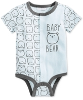 First Impressions Baby Bear Cotton Snap-Up Bodysuit, Baby Boys (0-24 months), Created for Macy's