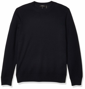 Theory Men's Hilles Crew Neck Cashmere Sweater