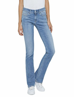Replay Women's Luz Bootcut Skinny Jeans