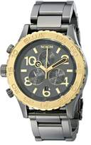 Nixon Men's A0371228 42-20 Chrono Watch